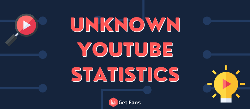 47 Unknown YouTube Facts And Statistics: 2021 Version